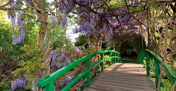 a ponte de Giverny