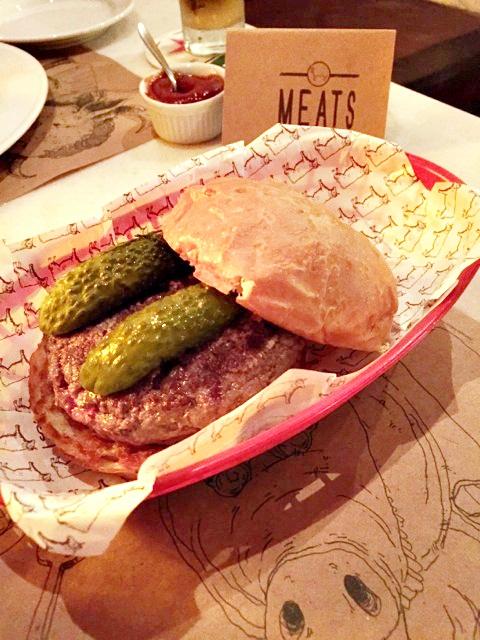 hamburgueria Meats