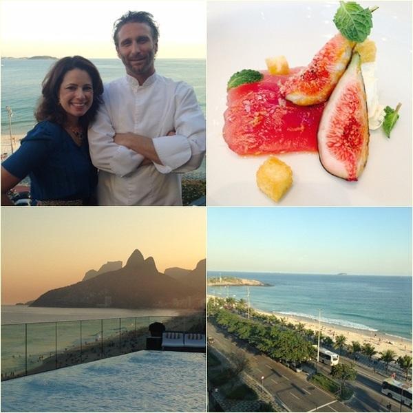 5 hoteis no Rio de frente para a praia