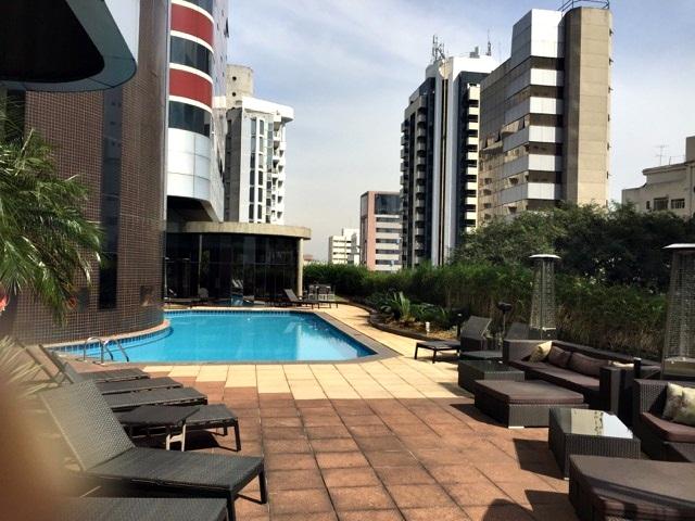Renaissance, um hotel completo em São Paulo