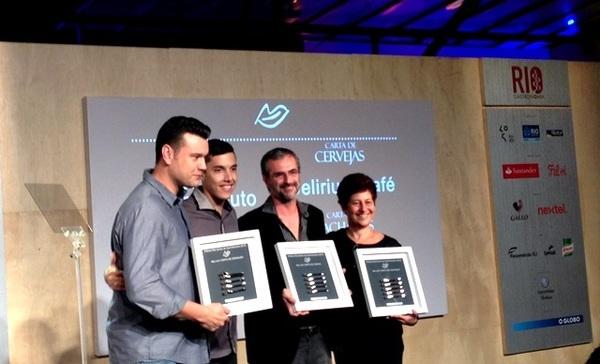 premio rio show gastronomia