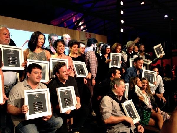 Prêmio Rio Show de Gastronomia 2015