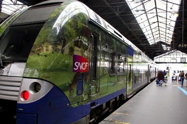 estação de trem de Veron, Françaa