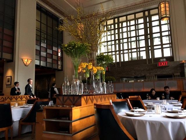 Melhores restaurantes de NY - Eleven Madison