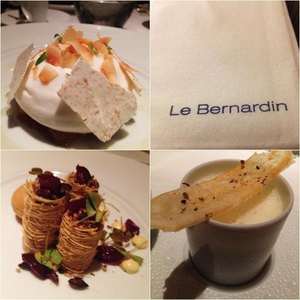 Melhores restaurantes de NY - Le Bernardin