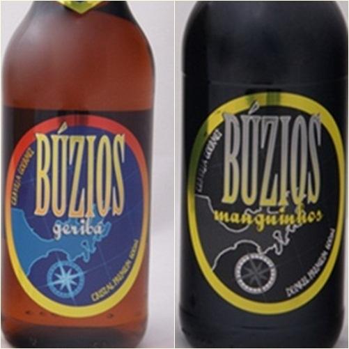 Cerveja Búzios premiada no Wold Beer Awards