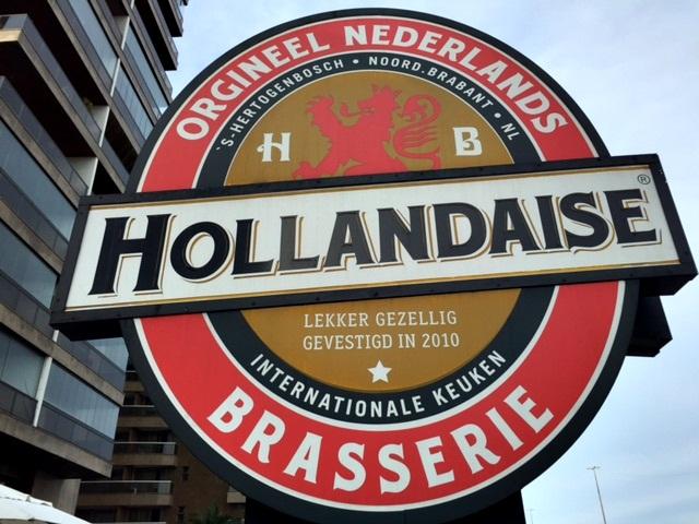 Hollandaise: bistrô e brasserie na Barra