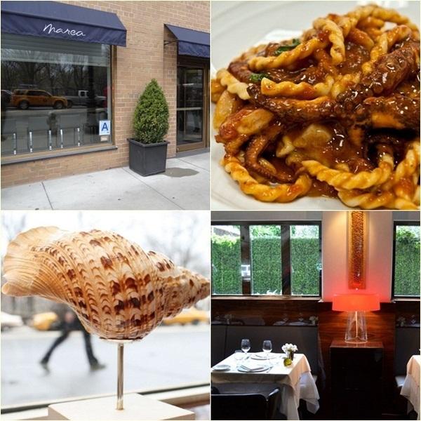 Os melhores restaurantes de NY - Marea
