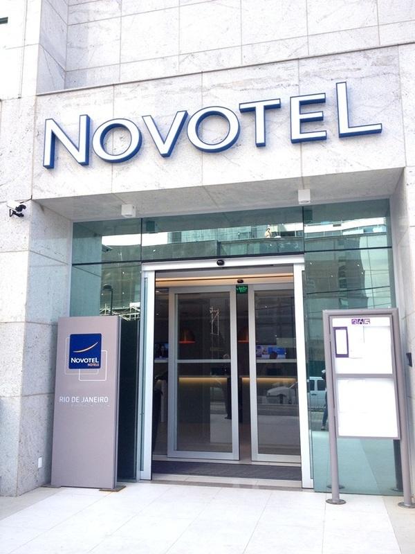Inauguração do Novotel Barra da Tijuca