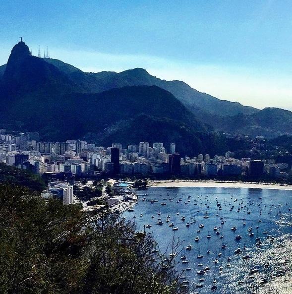 5 restaurantes com vista no Rio