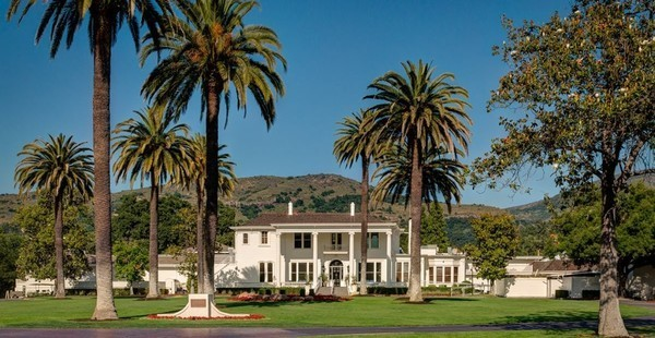 15 hotéis na califórnia