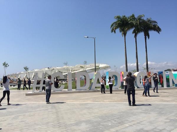 Praça Mauá RJ