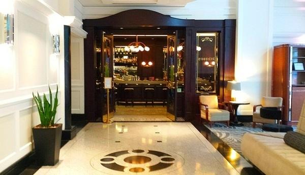 Luxo no Loews Vogue Hotel em Montreal Luxo no Loews Vogue Hotel em Montreal
