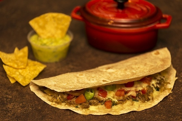 Qué Quieres, comida mexicana em Ipanema 3