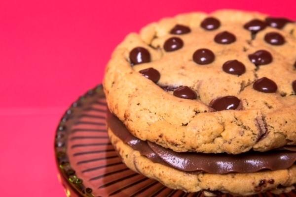 brownies e cookies do bendito