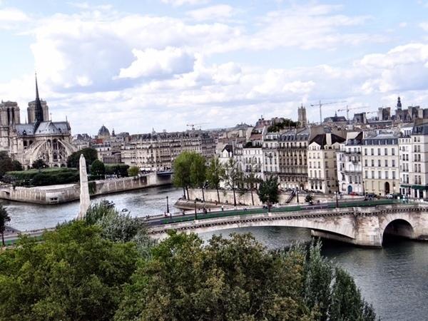 5 hoteis de luxo em Paris