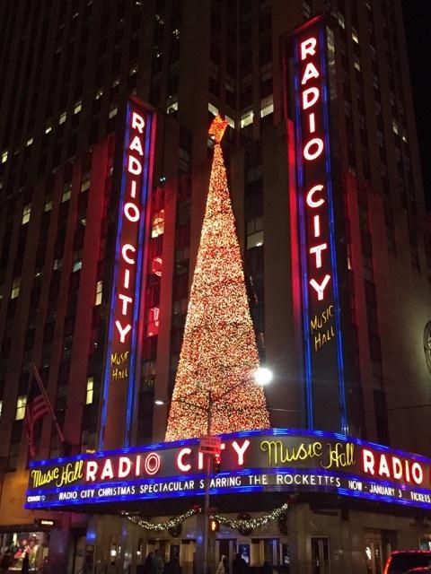 Decoração de Natal em NY