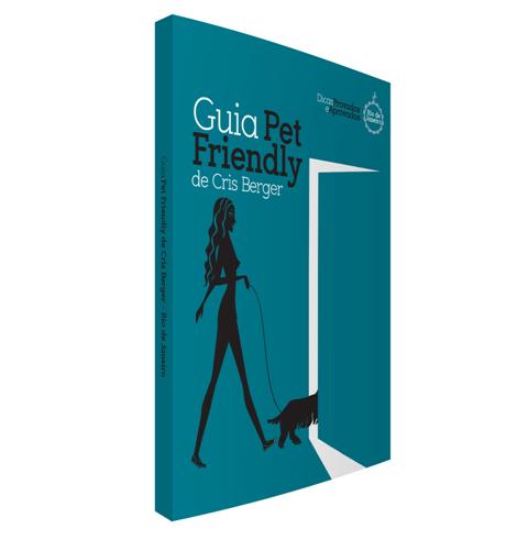 Lançamento do Guia Pet Friendly Rio, por Cris Berger