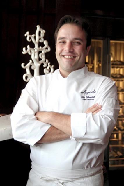 Laguiole, do Chef revelação Elia Schramm