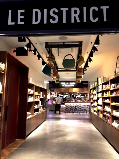 Le District, o novo mercado gourmet de NY