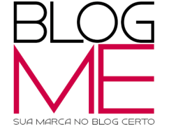 Blog me, sua marca no blog certo