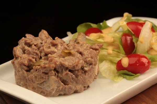 onde comer steak tartare no ri o2