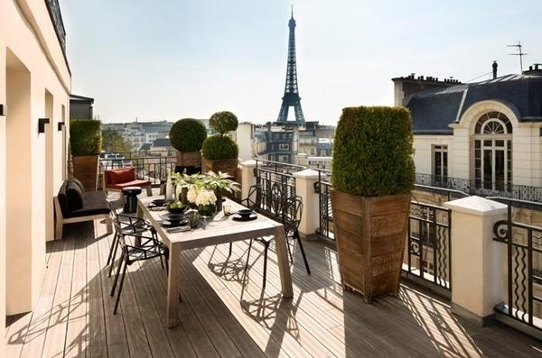 Hotel Marignan em Paris