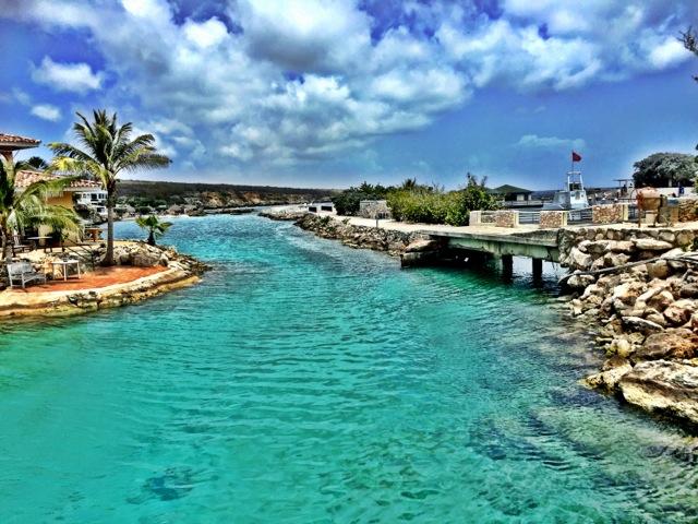 Curaçao, no Caribe