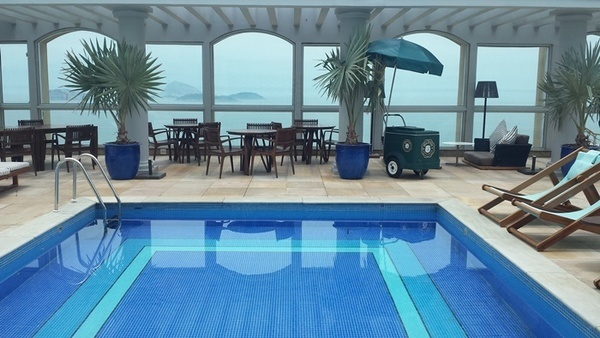 Novidades no Hotel Caesar Park Ipanema by Sofitel