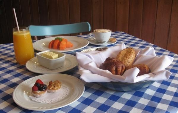 onde tomar café da manhã dia 1 no rio