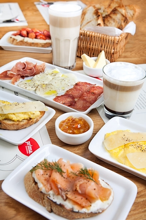 Onde tomar café da manhã dia 1º no Rio