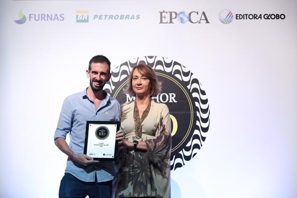 Prêmio de Gastronomia da Revista Época 12