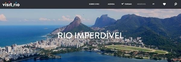 Visit.Rio, o novo portal da cidade