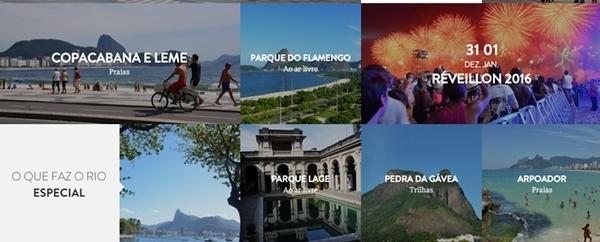 Visit.Rio, o novo portal da cidade 6