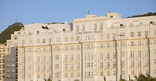 Lançamento da Linha Fitness do Copacabana Palace
