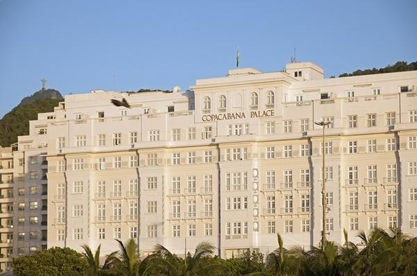 Hotéis em Copacabana - Copacabana Palace