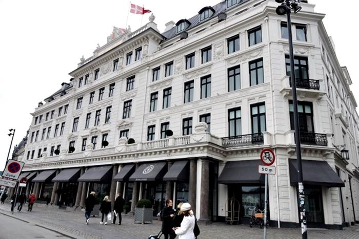 Hotel D'Angleterre, o melhor de Copenhagen