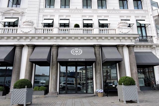 Hotel D'Angleterre, o melhor de Copenhagen 5