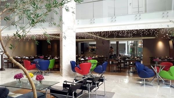 Hotel Radisson em Porto Alegre 2
