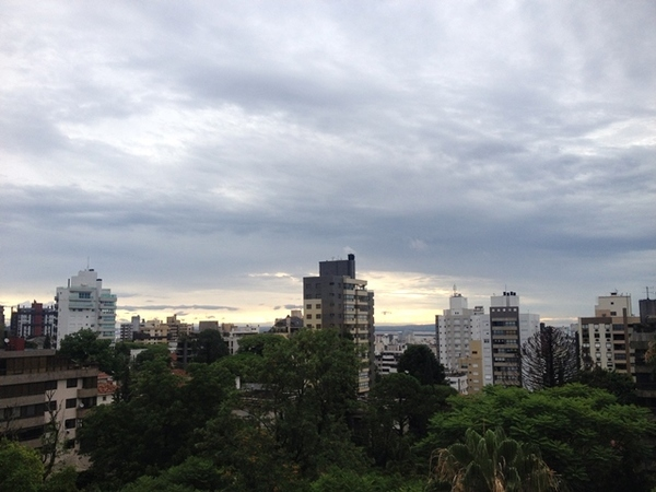 Hotel Radisson em Porto Alegre