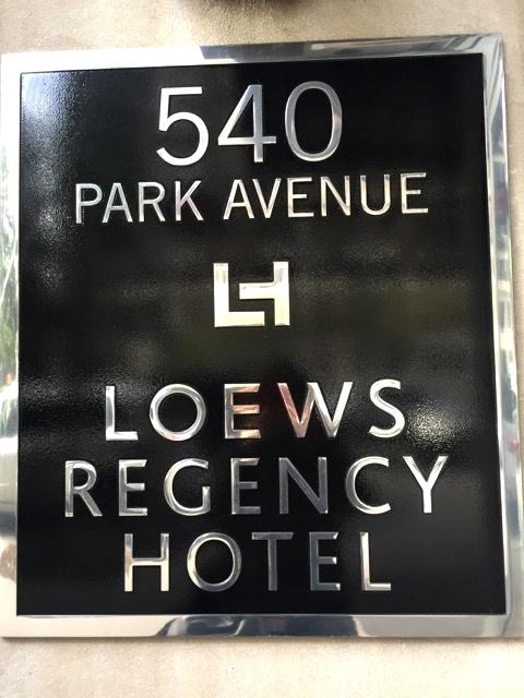 Loews Regency tem localização privilegiada em Nova Iorque 9