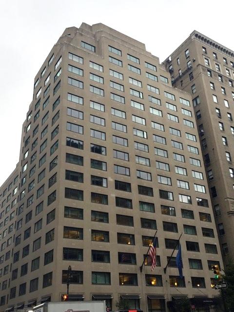 Loews Regency tem localização privilegiada em Nova Iorque