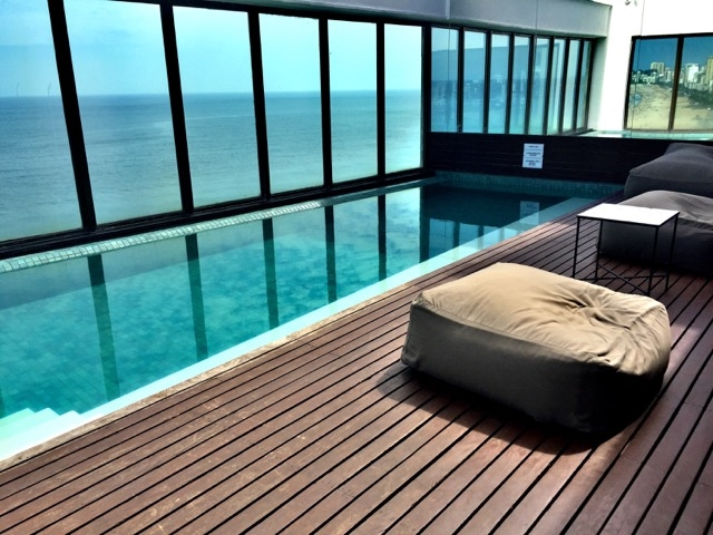O charmoso Marina All Suites, no Leblon 12