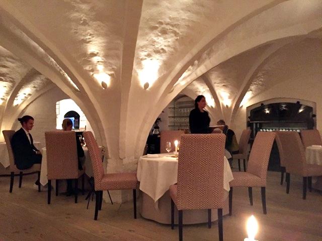 O melhor restaurante de Copenhagen