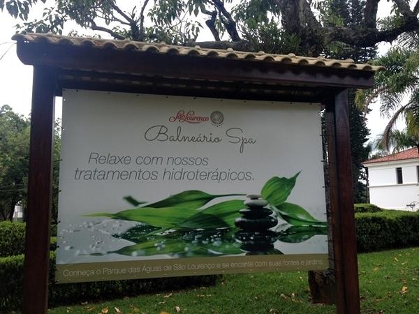 Parque das Águas em São Lourenço 14