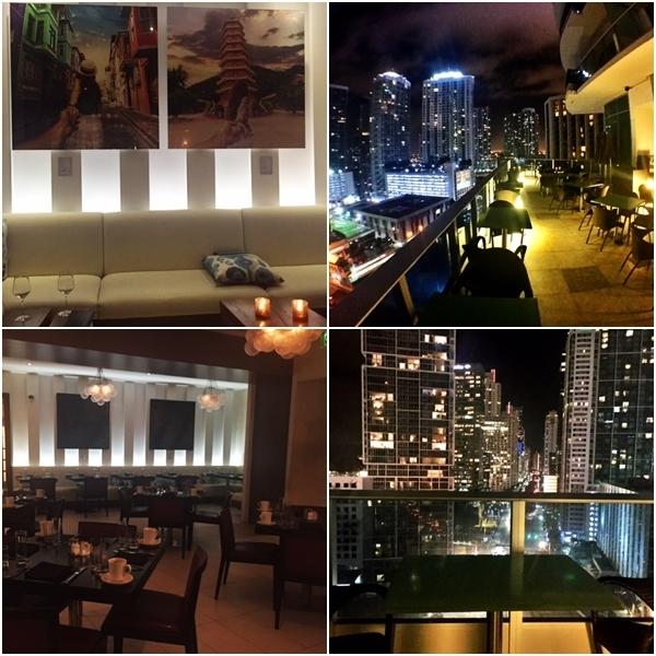 Restaurante do Hotel Epic em Miami 4