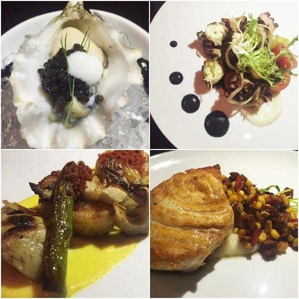 Restaurante do Hotel Epic em Miami