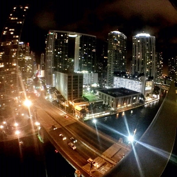 Restaurante do Hotel Epic em Miami