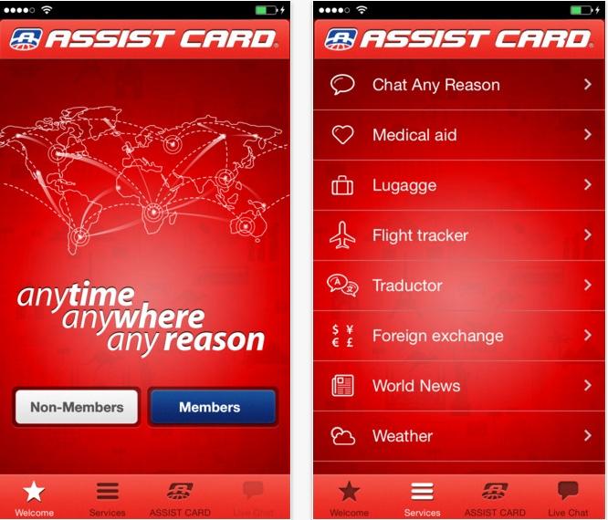 Seguro de Viagem Assist Card 7