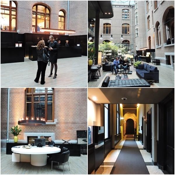 Almoço no Conservatorium Hotel, em Amsterdã 8